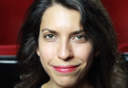 Sarah Stern - Artistic Director of the Vineyard Theatre, Tepper Semester Faculty